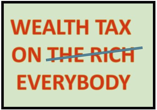 Vermogensbelasting – een waarschuwing voor belastingbetalers