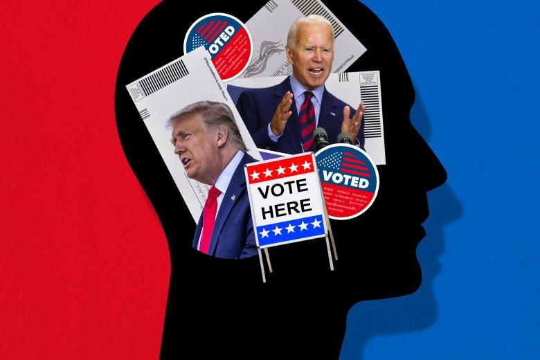 De grootste strijd om een veilige, eerlijke verkiezing zit in de hoofden va de Amerikaanse burgers