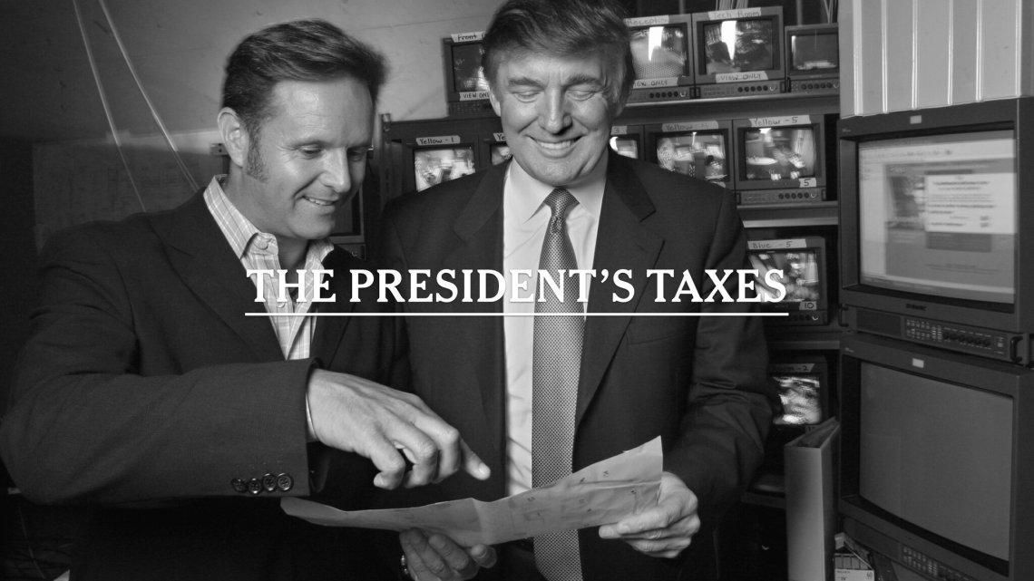 Hoe Trump Wegkomt Zonder Belasting Te Betalen