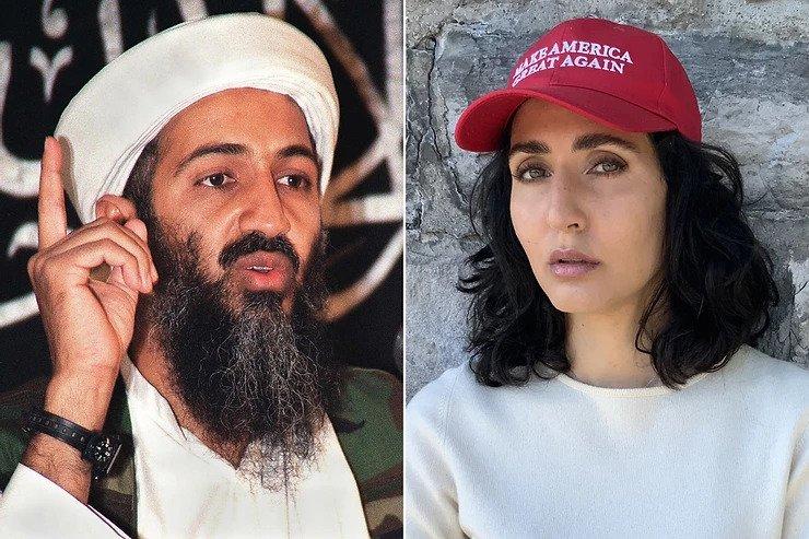 Bin Ladens voor Trump