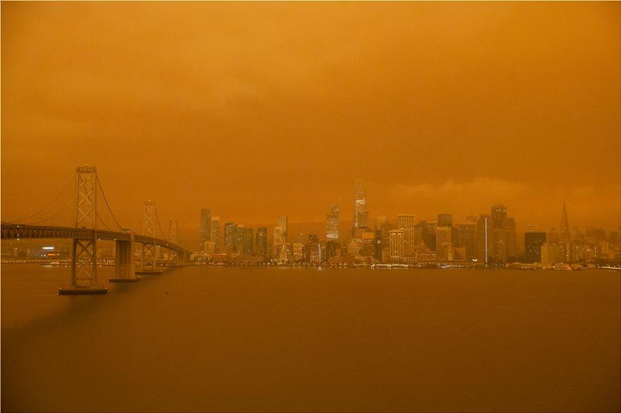 11 feiten die bewijzen dat de apocalyptische bosbranden aan de westkust in de VS anders zijn dan alles wat we ooit eerder hebben gezien