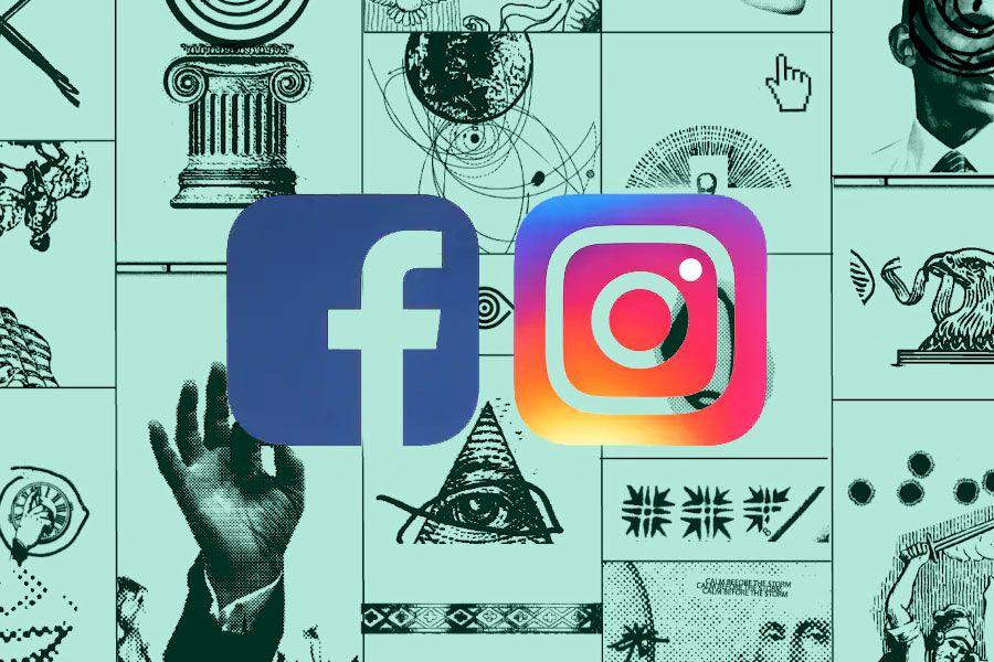 De Instagram-esthetiek die QAnon mainstream heeft gemaakt