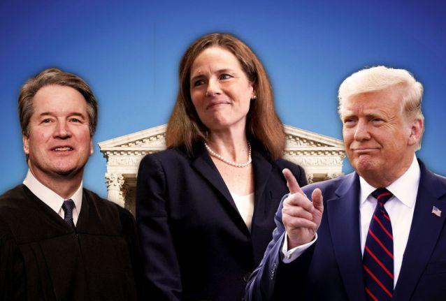 Trump's corrupte juridische eindspel komt in zicht