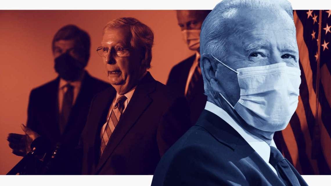 GOP is gericht op het saboteren van een potentiële Biden-administratie te midden van een pandemie