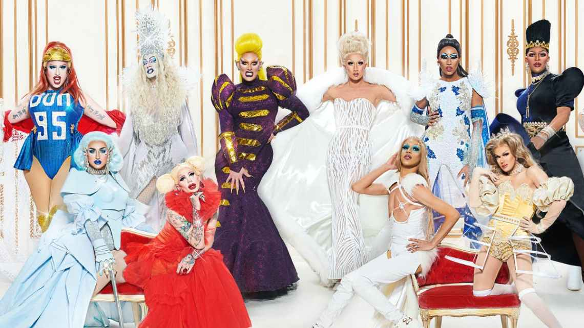 RuPaul's Drag Race: hoe sociale media van de subversieve kunstvorm van Drag een kapitalistische geldmaker maakten