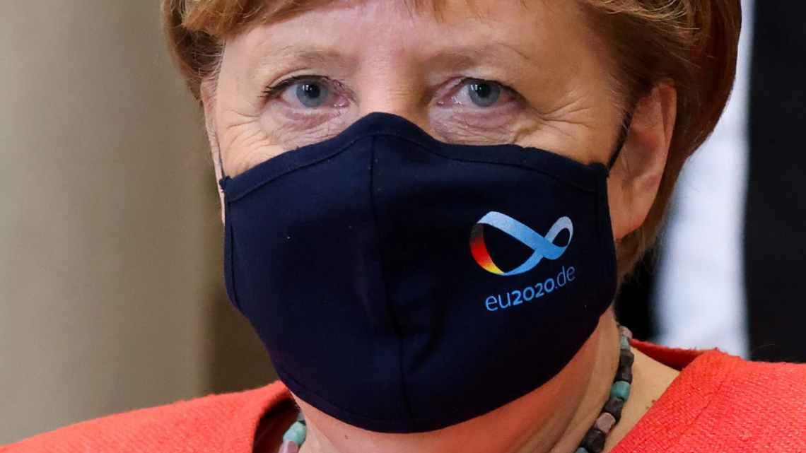 Merkel Duitsland is trots op zijn informanten