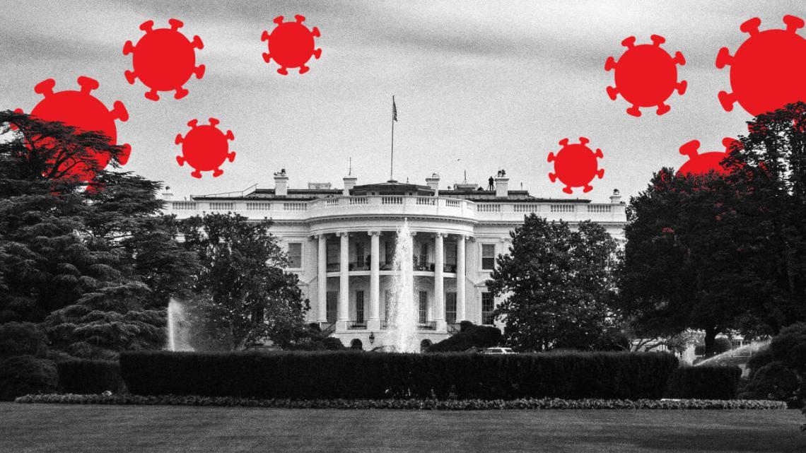 """Trump heeft de beste COVID-behandeling gekregen. Voor de rest van de VS wil hij """"kudde-immuniteit""""."""