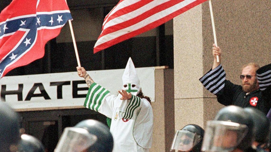 Trots in Amerika kan niet alleen een bepaalde soort blanke trots zijn, anders is het een leugen