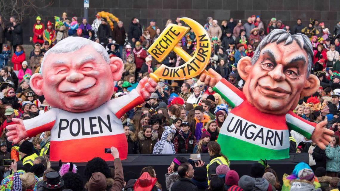 George Soros: Europa moet opkomen tegen Hongarije en Polen