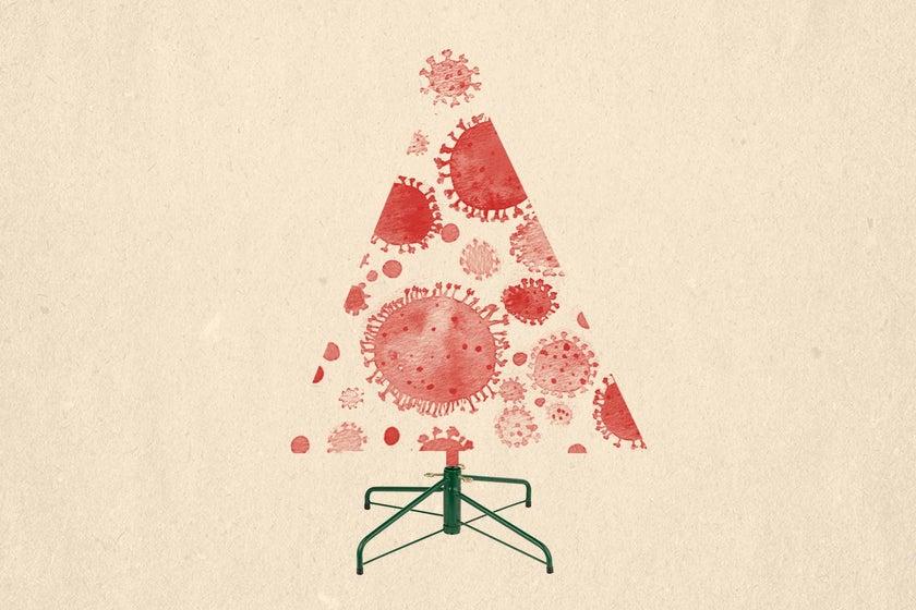 """De """"War on Christmas"""" staat op het punt de pandemie exponentieel erger te maken"""