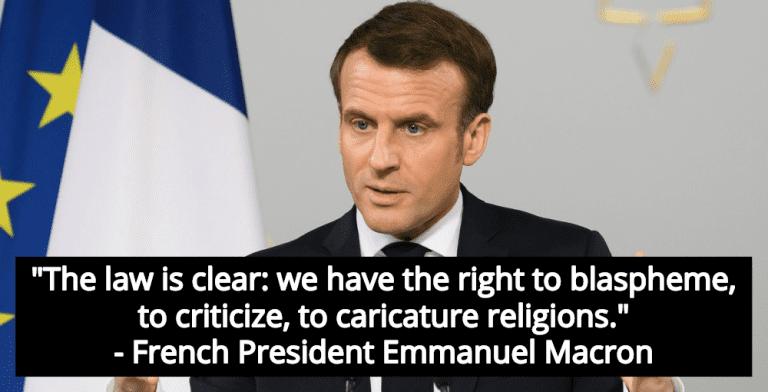 De snelle groei van het autoritarisme van Emmanuel Macron