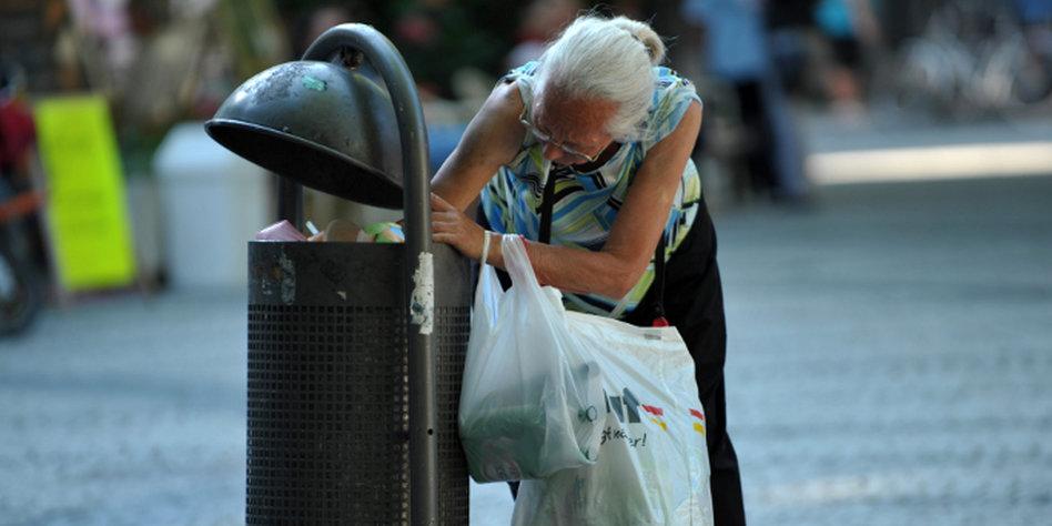 Armoedecijfer in Duitsland op recordhoogte – Corona verergert ook de situatie