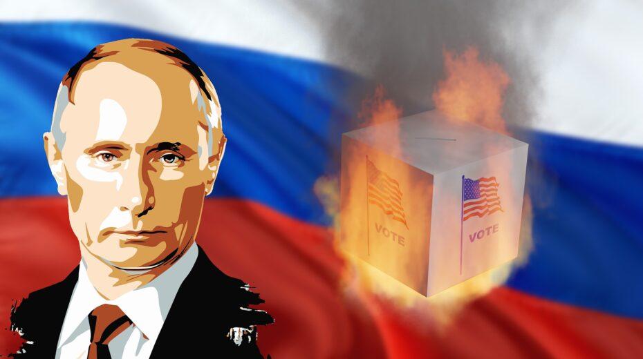 Amerikaanse verkiezing 'Succes' … en Hey Presto 'Russische inmenging' verdwijnt