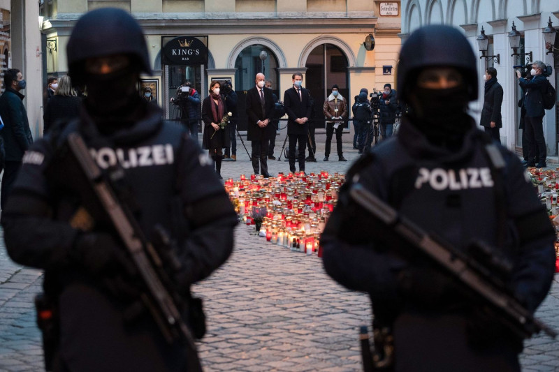 Oostenrijk en niet Frankrijk, is het model voor het Europese harde optreden tegen islamisten