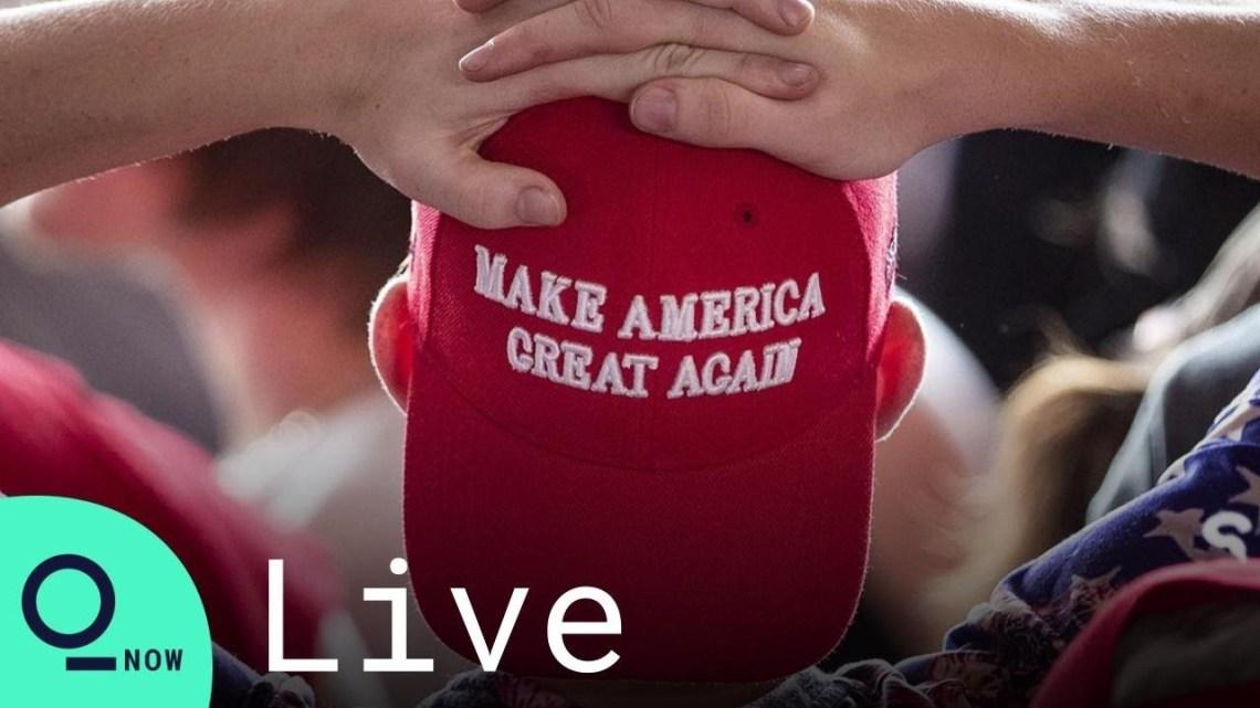 LIVE Trump-supporters rukken massaal op naar Washington, DC 'voor de grootste rally in de geschiedenis'