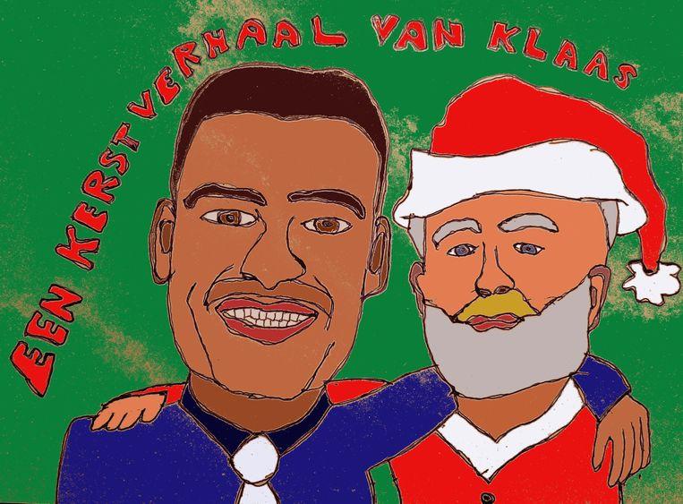 Kerstverhaal: een hartverwarmende ontmoeting tussen Lange Frans en Jaap van Dissel