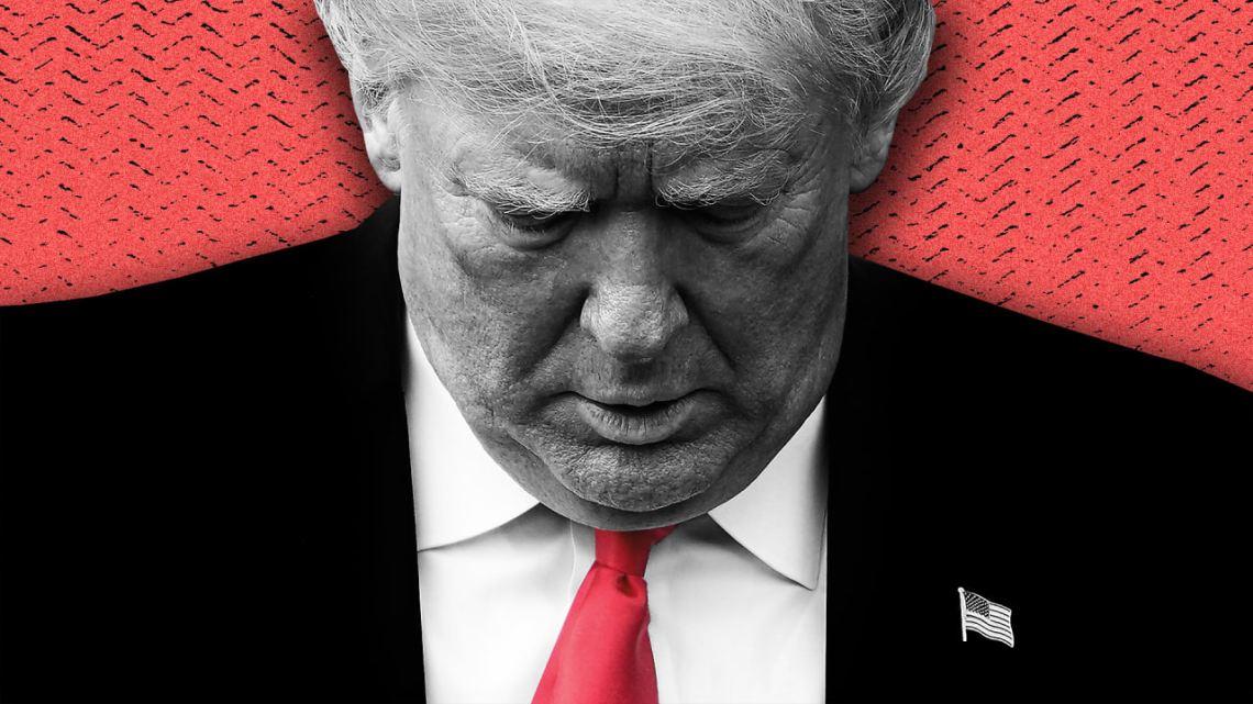 Twitter-gebruikers Roast Trump's 46 minuten durende verkiezingsfraude Tirade