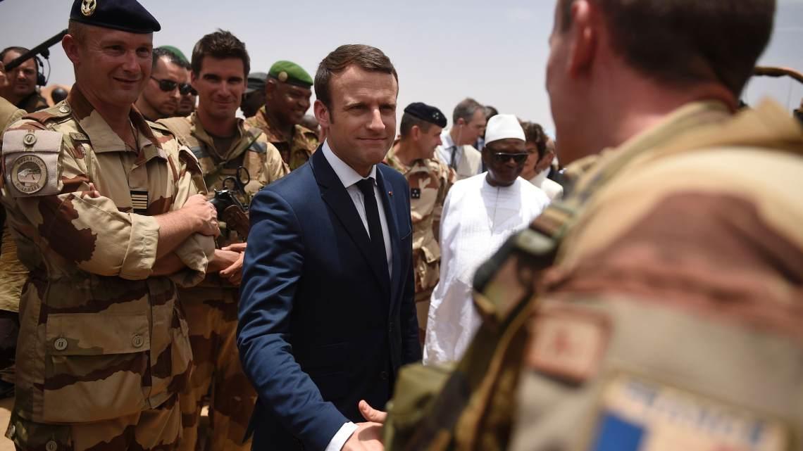 Frankrijk overspoelt Afrika met nepnieuws