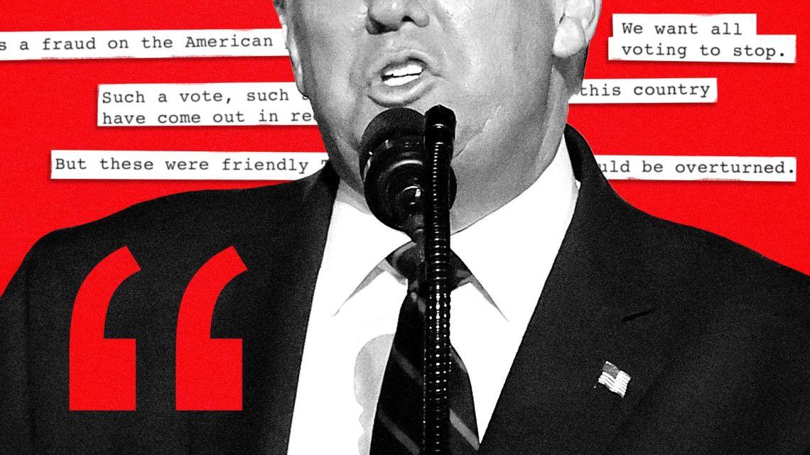 Moeten Trump en zijn aanhangers 'Damnatio Memoriae' onder ogen zien?