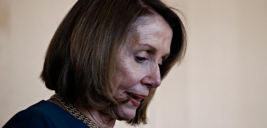 Wie maakt Nancy Pelosi mogelijk?