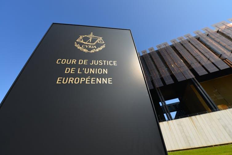 In een EU-rechtszaak zoekt Britse burger rechten na de Brexit in Frankrijk