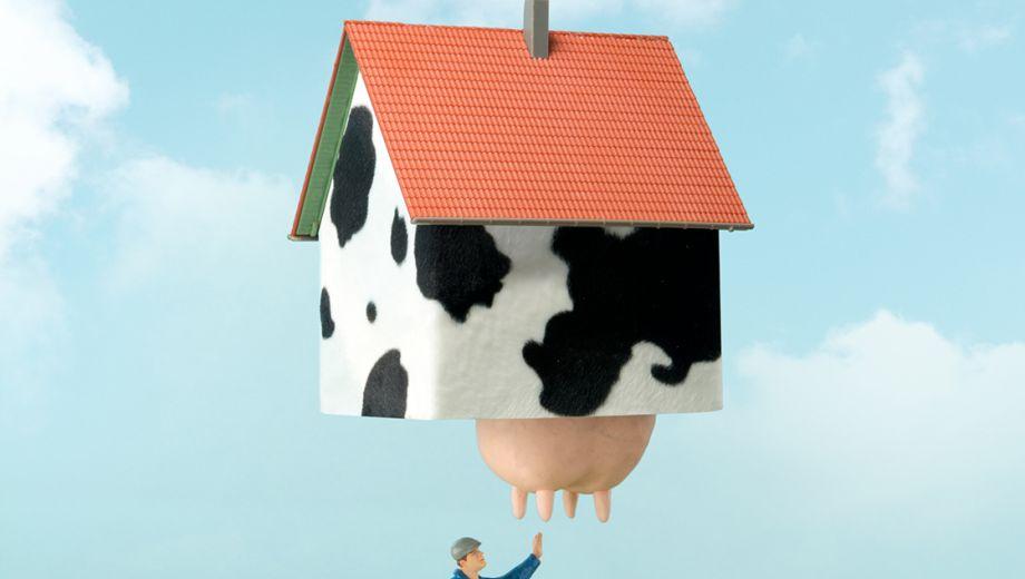 Eigen woning, een nieuw melkhuisje voor de schatkist