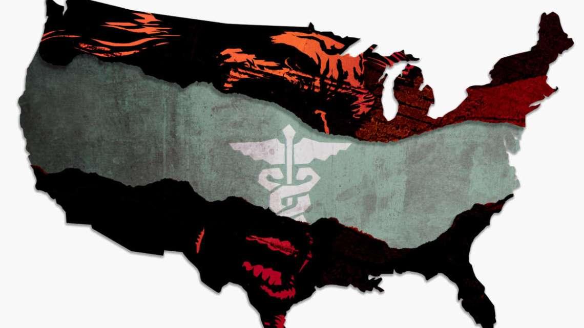 New Lancet-rapport: 40 procent van de Amerikaanse COVID-sterfgevallen had kunnen worden vermeden