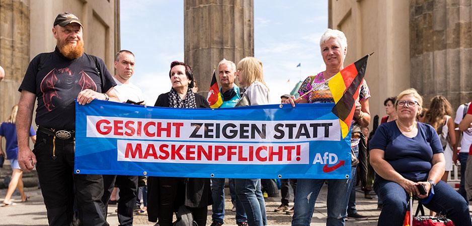 Als er vandaag verkiezingen zouden worden gehouden, zou het extreemrechtse alternatief voor Duitsland waarschijnlijk zetels verliezen