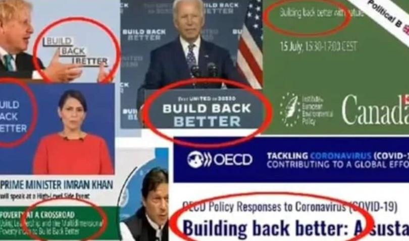 """Agenda 2030: """"Building Back Better"""" – Coronavirus dient als voorwendsel voor wereldwijde onrust"""