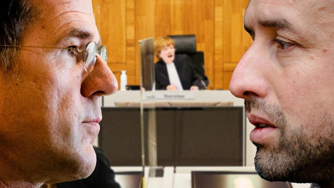 Willem Engel van Viruswaarheid wil 'volksrevolutie'