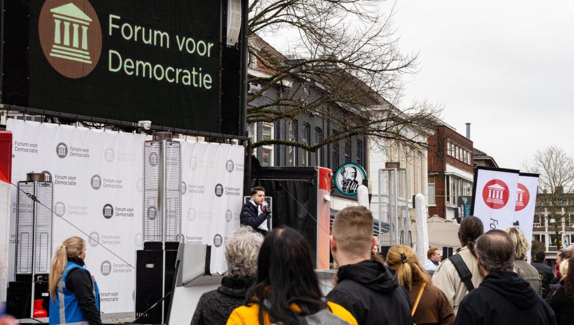 VVD-burgemeester verbiedt FVD-bijeenkomst in Heerlen: 'Deze gekte moet stoppen!'