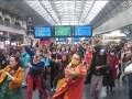 """""""We willen blijven dansen"""" – in Frankrijk groeit het creatieve protest tegen de Corona-maatregelen"""