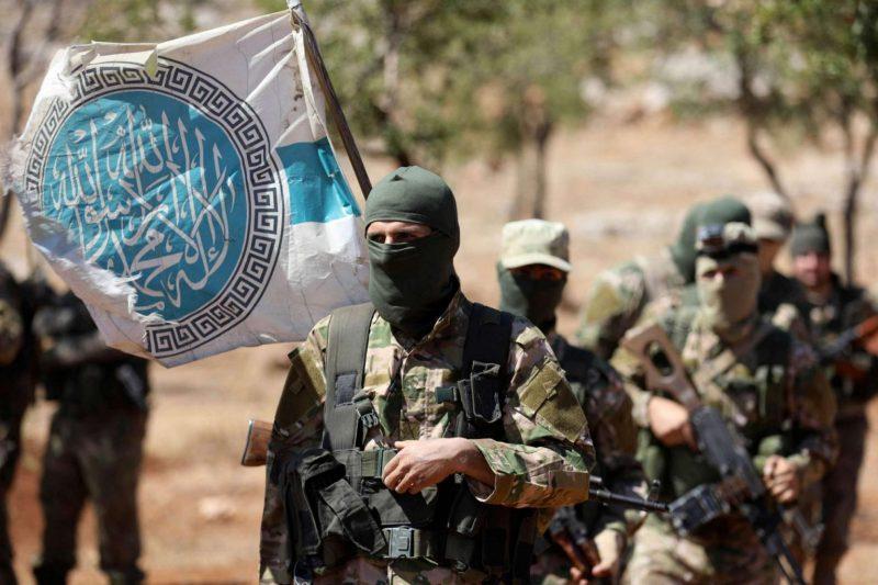 VS, Turkije, ISIS, Al-Qaeda, Taliban MAAK EEN GELUKKIG GEZIN