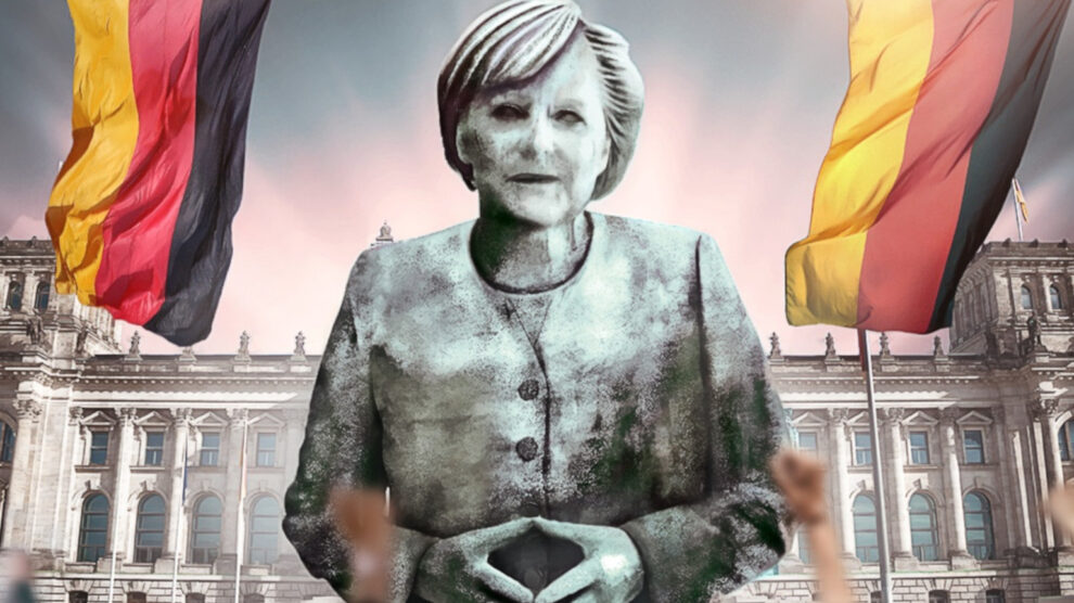 Pas op voor dictatuur! Merkel transformeert Duitsland in een totalitaire onrechtvaardige staat