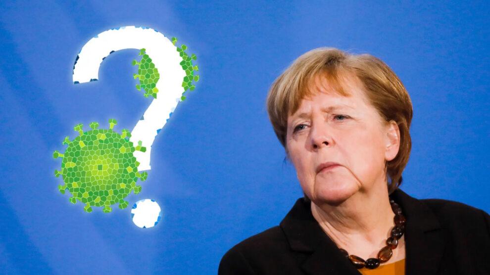 Corona: Merkels afvalregering is ons nog steeds de antwoorden op deze vragen verschuldigd