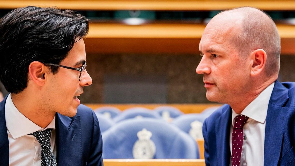 Immorele hypocrieten als Zegers en Klaver willen gewoon met Rutte regeren