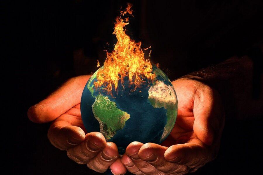 Earthday iedereen denkt een oplossing te hebben