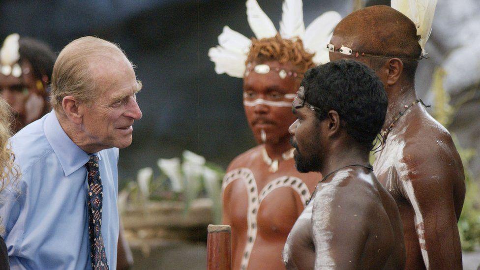 Philip, een racistische 'grapjas'
