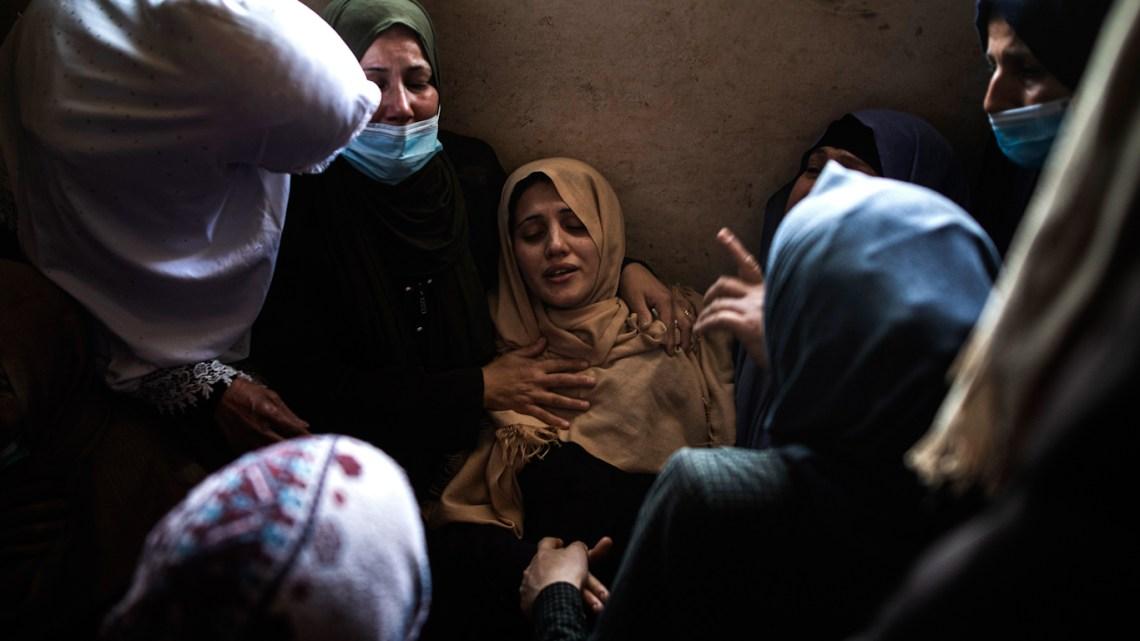 """""""HET SPIJT ONS ZO"""" Facebook, Social Media Giants geven toe Palestijnse stemmen online tot zwijgen te brengen"""