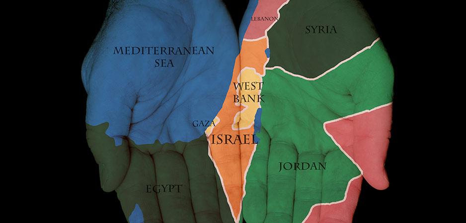 Biden wast zijn handen van de Israëlisch-Palestijnse affaire