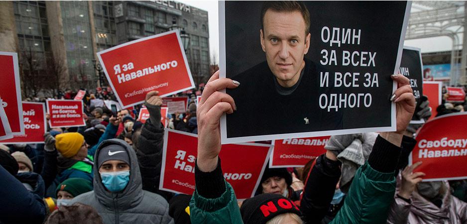 Rusland voert druk op tegen critici van het Kremlin