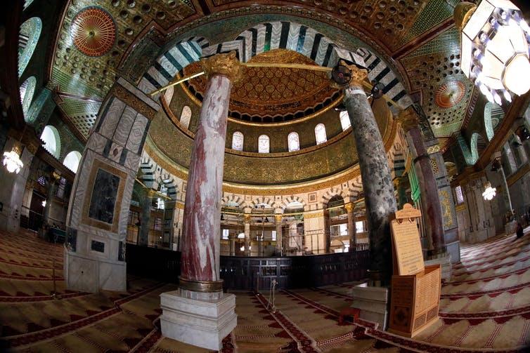 Waarom de Al-Aqsa- moskee vaak een plaats van conflict is geweest