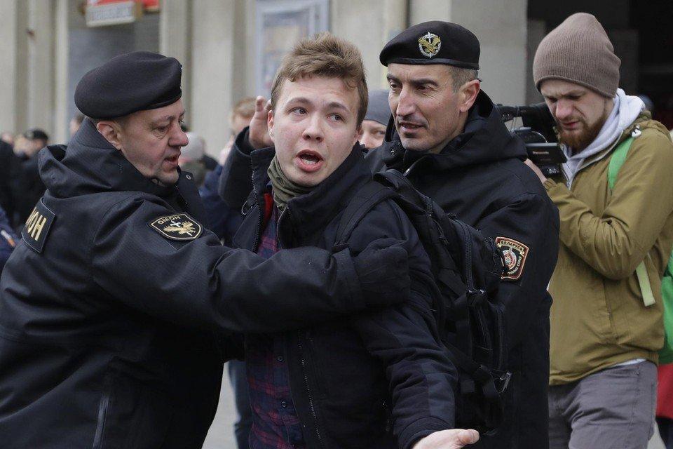 Kaping Ryanair: Wie is de gevangengenomen Roman Protasevitsj?