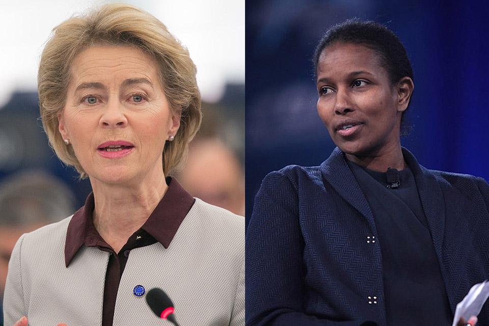 Ursula versus Ayaan: ontdek de verschillen: Het ene feminisme is het andere niet