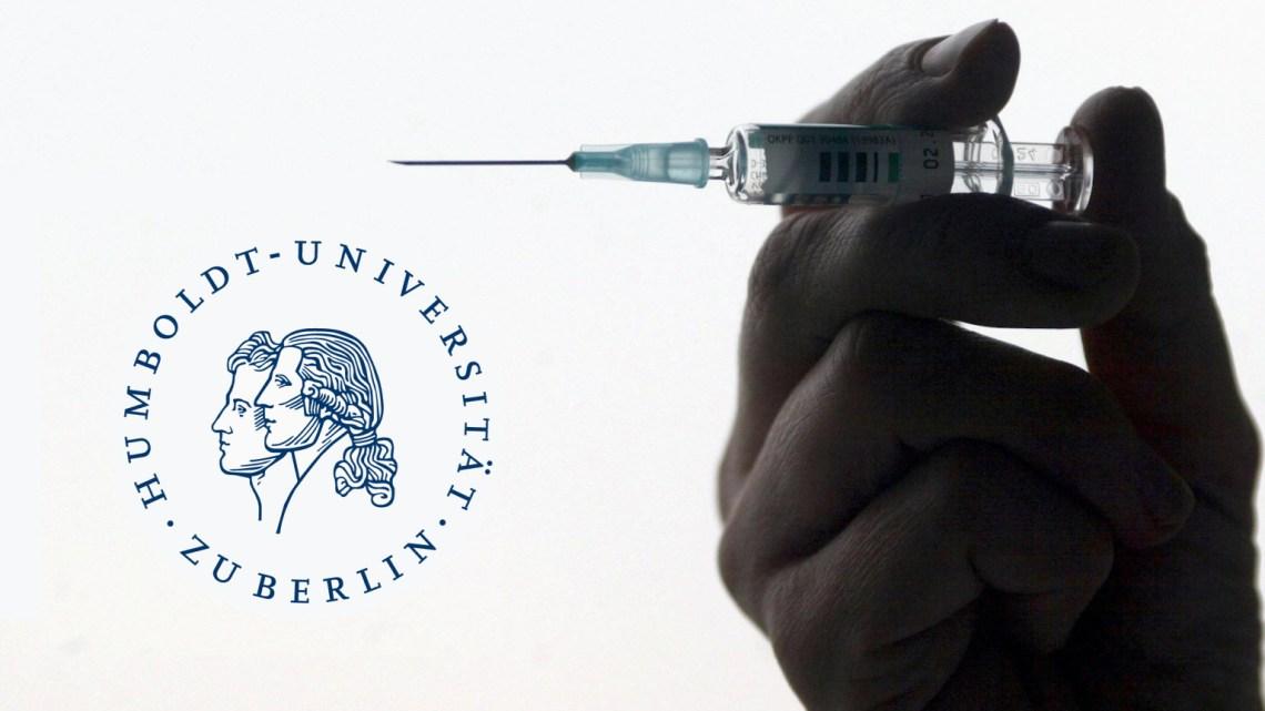 Duitsland: Ze pleiten voor kleine giften van geld voor de injectiespuit