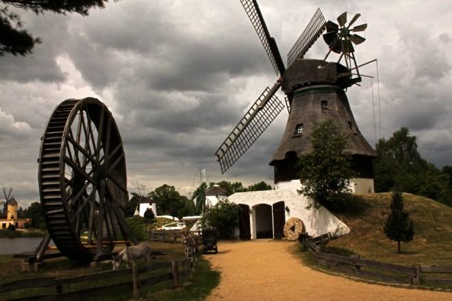 Mühlenmuseum Gifhorn - Schnitzereien