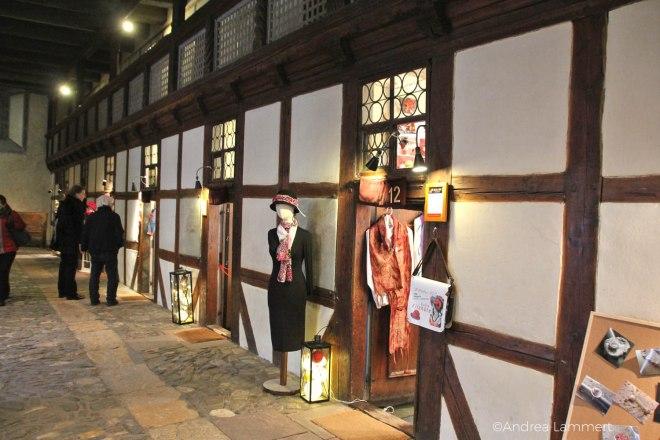 Goslar, Ein Tag in Goslar, Hospitz, Heiliges KReuz, Kunsthandwerk