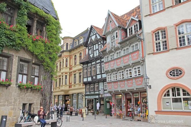 Quedlinburg, Harz, Tipps für Quedlinburg, Marktplatz