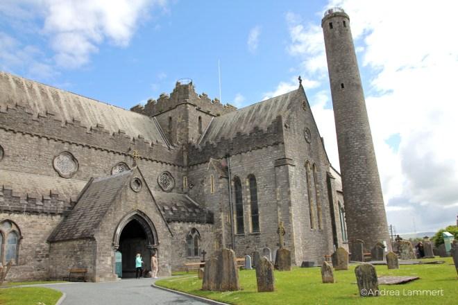 Kilkenny, Sehenswürdigkeiten, Kathedrale