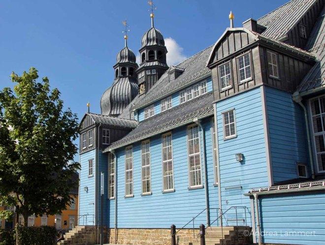 Blaue Kirche Clausthal